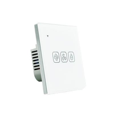 کلید لمسی هوشمند کولر آبی WiFi مدل S-AC