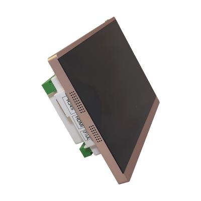کنترل کننده مرکزی هوشمند و پنل موسیقی دیواری مدل JX900