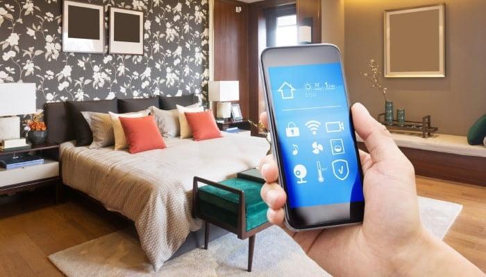 امکانات هتل هوشمند