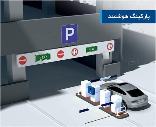 هدف از اجرای پارکینگ هوشمند چیست؟