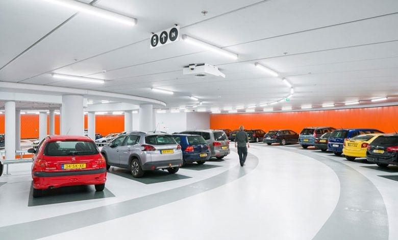 استفاده از پارکینگ هوشمند در سایر ساختمانها