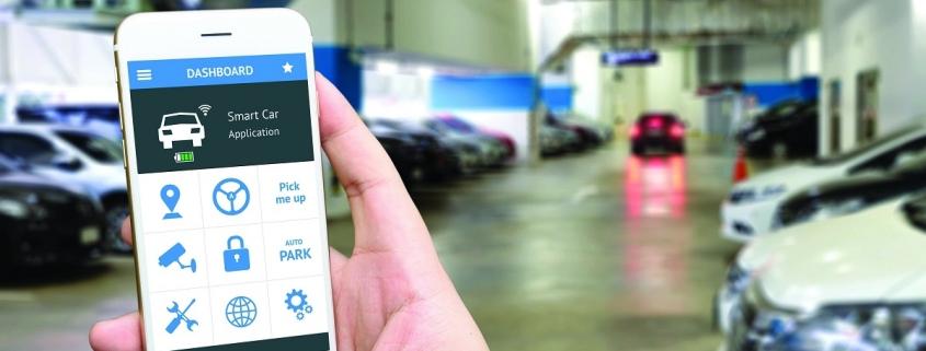 پارکینگ هوشمند چیست؟