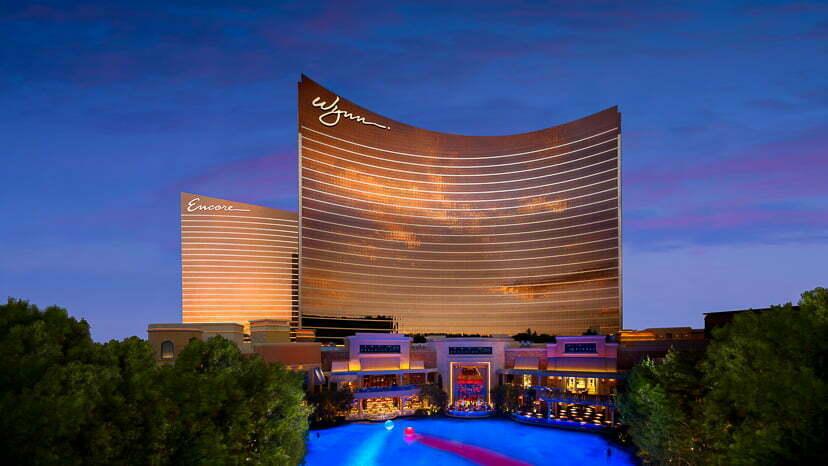 هتل وین لاس وگاس آمریکا - Wynn Smart Hotel