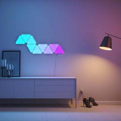 سیستم نورپردازی خاص و رقص نور