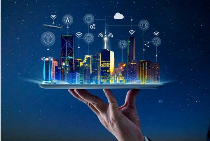 هوشمند سازی شهرها
