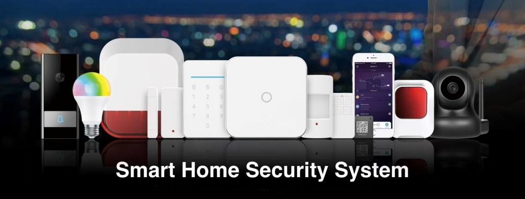 انواع سیستم ها و سنسور های محیطی و امنیتی خانه هوشمند