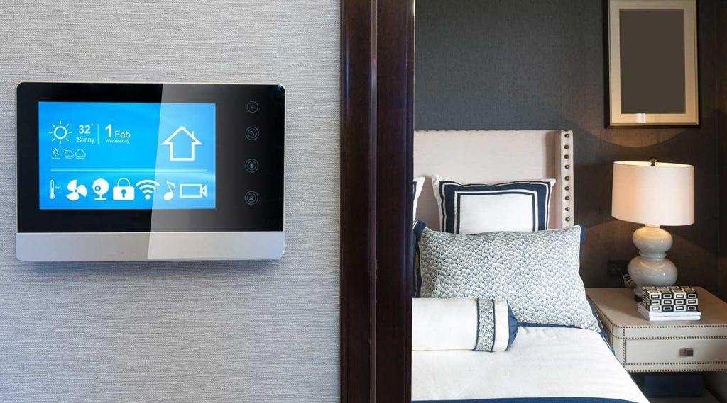 سیستم هتل هوشمند