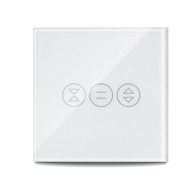 کلید پرده لمسی هوشمند WiFi مدل EC