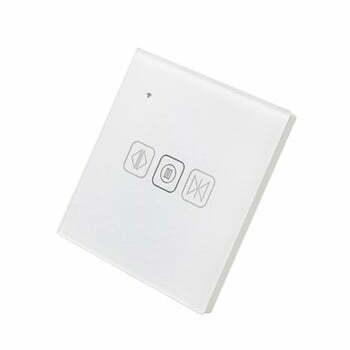 کلید پرده لمسی هوشمند WiFi مدل SC